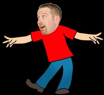 Steve dancing